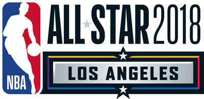nba all star 2018 logo