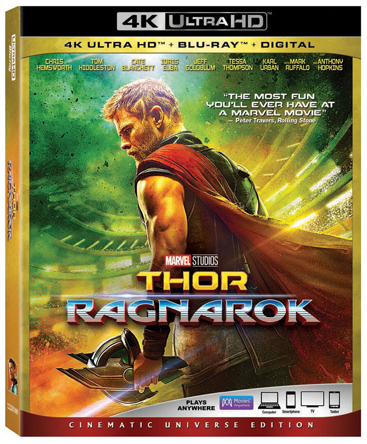 Thor-Ragnarok-4k-Blu-ray-Cinematic-Universe-Edition-front-720px