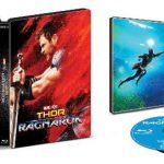 Thor: Ragnarok Blu-ray & 4k Blu-ray Variations & Retailer Exclusives