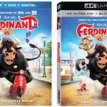 Ferdinand releasing to Digital, Blu-ray & 4k Ultra HD