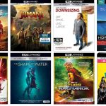 4k Blu-ray Discs Arriving in March, 2018