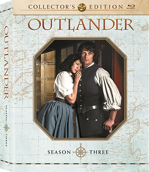 outlander season 3 limited edition blu-ray