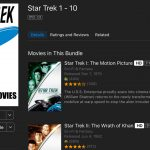 First 10 Star Trek films are only $60 in HD