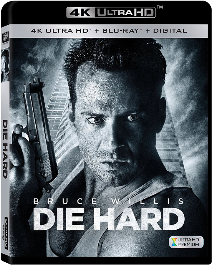 Die Hard 30th Anniversary 4k Blu-ray
