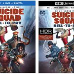 Suicide Squad: Hell To Pay releasing straight to video including Blu-ray & 4k