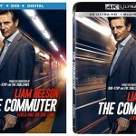 Lionsgate's The Commuter headed for Digital, Blu-ray & 4k Ultra HD release