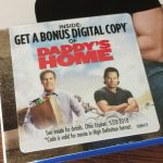 Daddy's Home 2 Blu-ray Offers Free Digital Movie For Limited Time