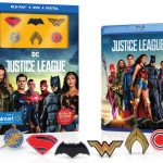 Justice League Blu-ray & 4k SteelBook/Retailer Exclusives