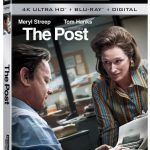 The Post release dates & details on Digital, Blu-ray & 4k Ultra HD