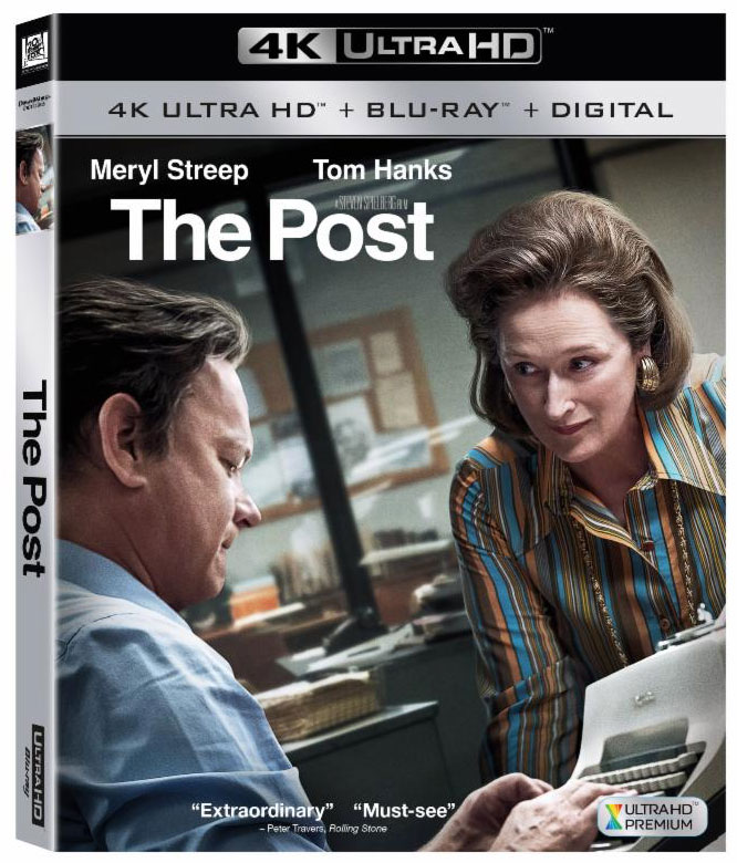 the post 4k blu-ray
