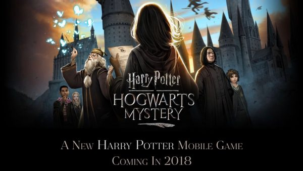 Harry Potter Howarts Mystery iOS game graphic