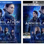 'Annihilation' now available on Blu-ray & 4k Blu-ray