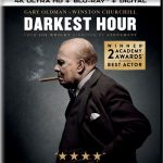 'Darkest Hour' coming to 4k Ultra HD Blu-ray