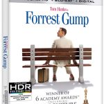 Best Picture 'Forrest Gump' will release to 4k Blu-ray with Dolby Atmos