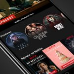 Netflix Updates iOS Mobile App with Vertical Previews