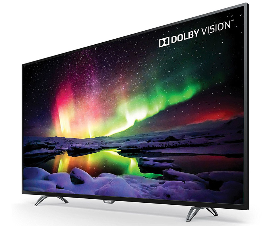 Philips 55PFL6902F7 55 inch Smart 4K HDR Dolby Vision