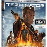 'Terminator Genisys' releasing to 4k Ultra HD Blu-ray