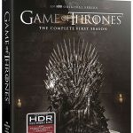'Game of Thrones' Season 1 upgraded to 4k & HDR for Blu-ray release