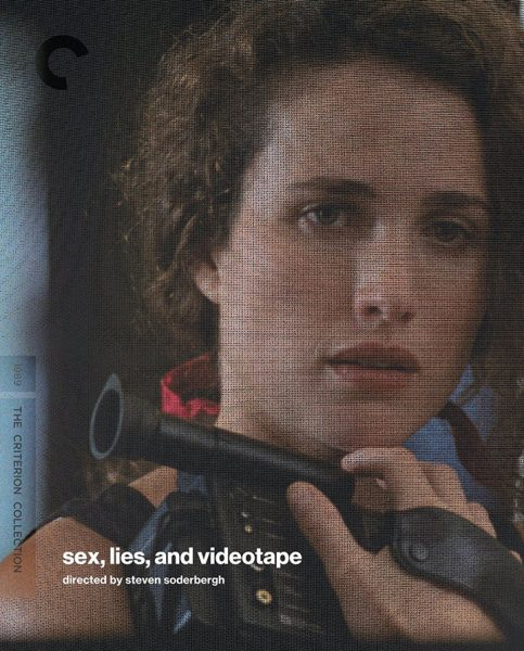 sex, lies, and videotape criterion blu-ray new package art
