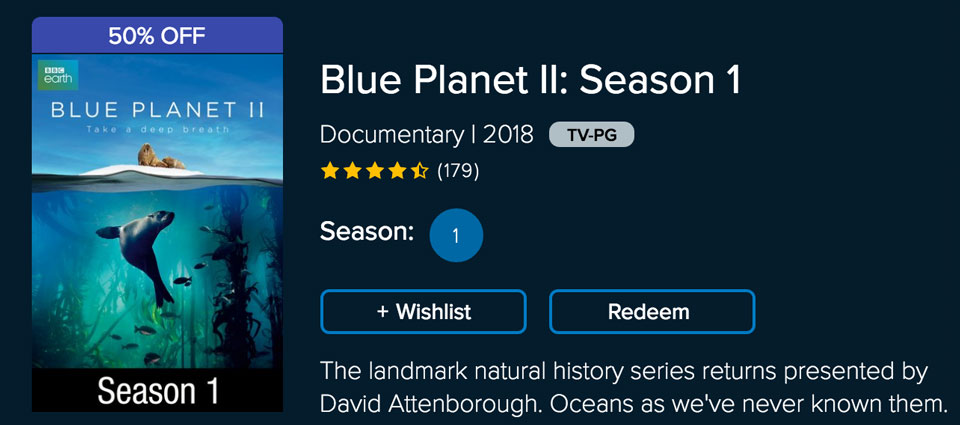 vudu-earth-day-sale-blue-planet-s2-960px