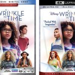 Disney's	'A Wrinkle in Time' Blu-ray, 4k Blu-ray & Digital Release Dates