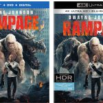 'Rampage' releasing to Blu-ray, 3D, & 4k with Dolby Vision
