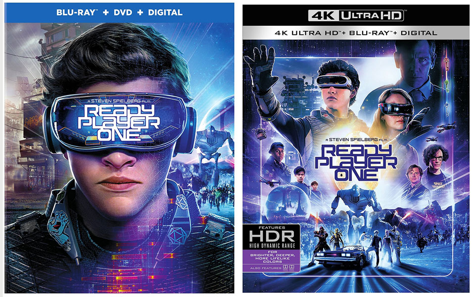 Ready Player One Gets Release Date On Blu Ray 3d 4k Blu Ray Hd Report
