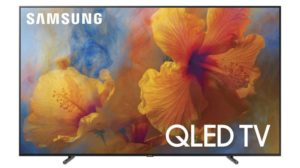 Samsung Electronics QN65Q9-65-Inch-4K-Ultra-HD-Smart-QLED-TV
