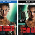 'Tomb Raider' Blu-ray & 4k Blu-ray Release Dates Revealed