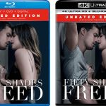 'Fifty Shades Freed' releasing soon to Blu-ray & 4k Blu-ray