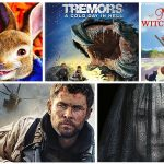 Peter Rabbit, 12 Strong, & other new Blu-ray releases