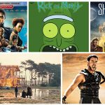 New Blu-ray Releases: Black Panther, Rick and Morty S3, & more!