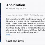 Read This Before Claiming 'Annihilation' Digital Copy [Updated]