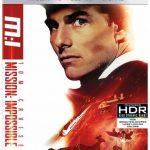 4k Blu-ray Review: Mission Impossible (1996)
