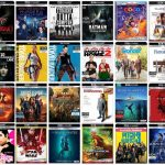 4k Ultra HD Blu-ray Release Dates