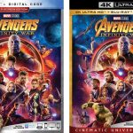 'Avengers: Infinity War' Release Dates & Blu-ray Art Revealed