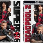 'Deadpool 2' w/Extended Cut Blu-ray/4k Release Dates & Details