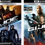 G.I. Joe: Retaliation & The Rise of Cobra on 4k Blu-ray this Tuesday