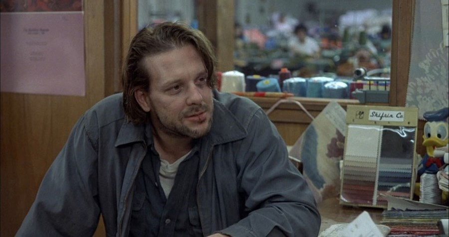 Mickey Rourke in Barfly 1987