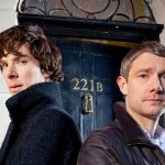 Season One of 'Sherlock' will release to 4k Ultra HD Blu-ray