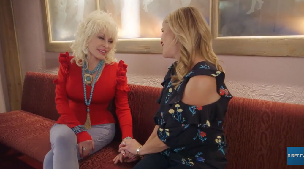 """Shine On with Reese"" guest star Dolly Parton"