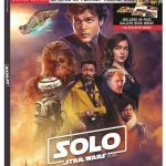 """""""Solo: A Star Wars Story"""" Target Exclusive Blu-ray w/Gallery Book"""