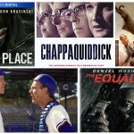 New Blu-ray Releases: A Quiet Place, The Equalizer 4k, Bull Durham & more