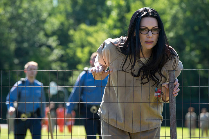 Orange is the New Black Laura Prepon 2016