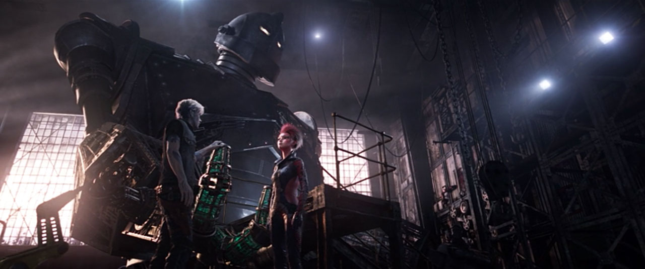 Ready Player One still from film