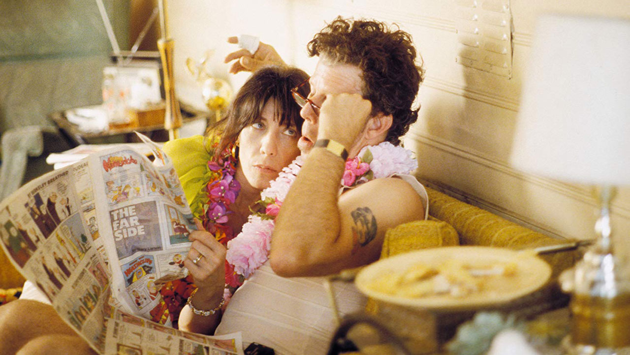 """Short Cuts"" Tom Waits Lily-Tomlin 1993"