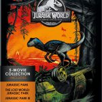 Coming To 4k Blu-ray: Jurassic World: 5-Movie Collection SteelBook Edition