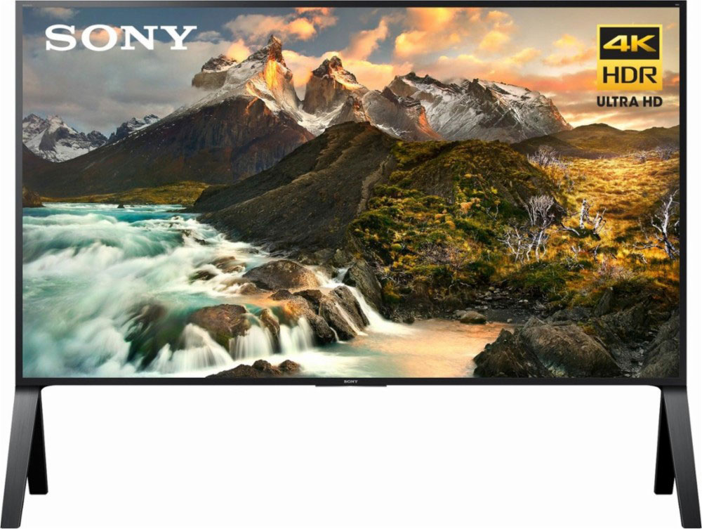Sony 100 inch LED Z9D Series 2160p Smart 4K UHD TV 60k