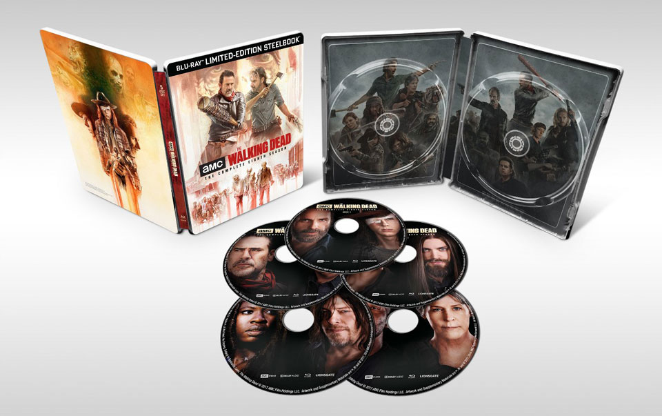 The Walking Dead Season-8-Blu-ray-Target-SteelBook-Open-960px