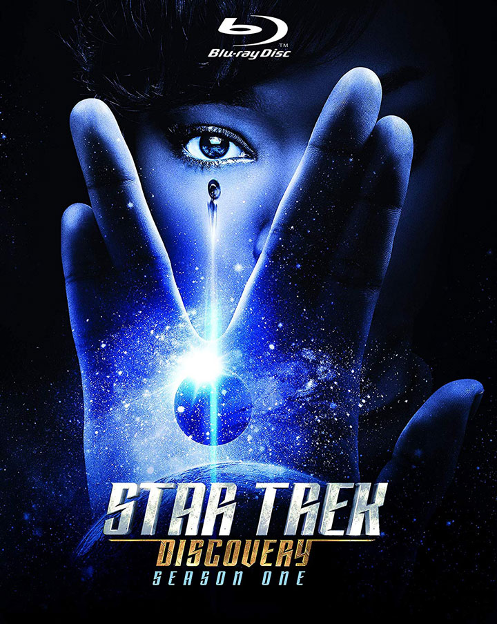 star trek discovery season 1 blu-ray